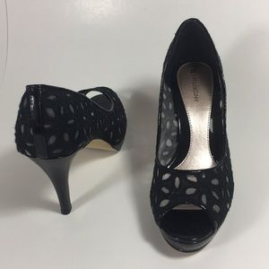 Naturalizer Theory Black high heels size 8.5 M